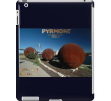 Great Balls Of..., Pyrmont, Australia 2009 iPad Case/Skin