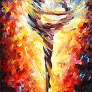 Dance Of Love — Buy Now Link - www.etsy.com/listing/167718238 by Leonid  Afremov