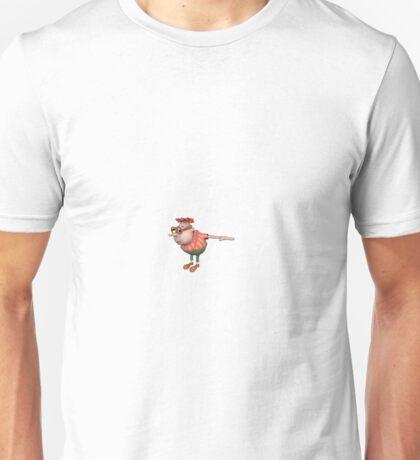 CARL WHEEZER- JIMMY NEUTRON Unisex T-Shirt