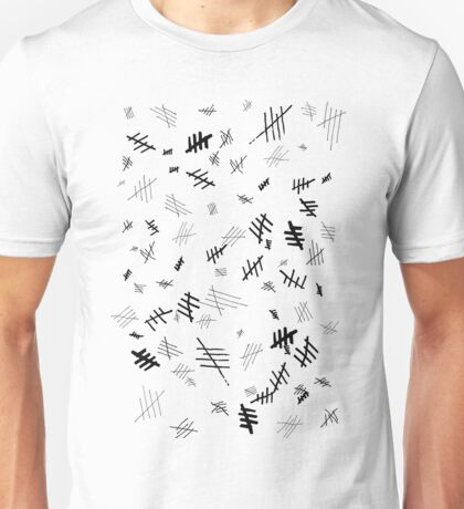 Counting what? I cant Remember Unisex T-Shirt