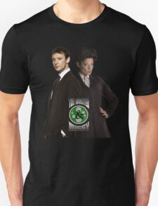 The Master & Missy: The Perfect Couple Unisex T-Shirt