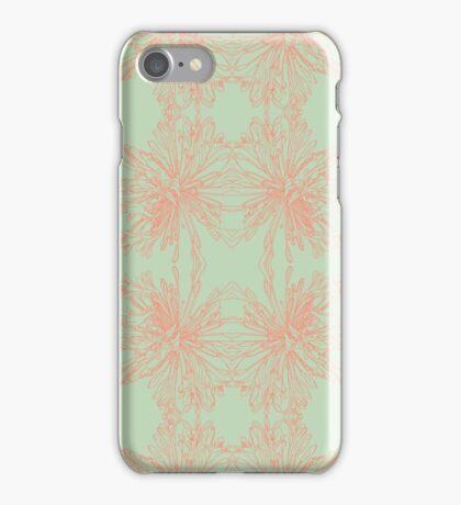 Agapanthus  iPhone Case/Skin