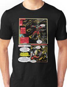 Tex Watt's  (UNCENSORED) SUNDAY COMIX POP-ART: Page # 2 Unisex T-Shirt