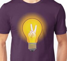Glowing victory. Unisex T-Shirt