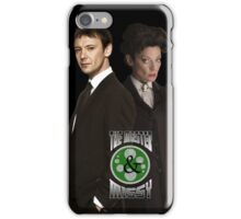 The Master & Missy: The Perfect Couple iPhone Case/Skin