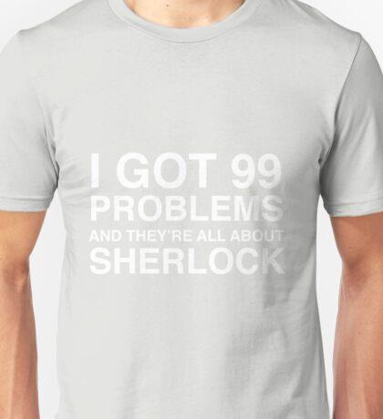 THE FINAL PROBLEM Unisex T-Shirt