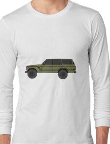 Toyota Land Cruiser FJ60  (renati.rzdm@gmail.com) Long Sleeve T-Shirt