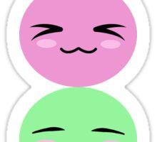 Kawaii dango Sticker