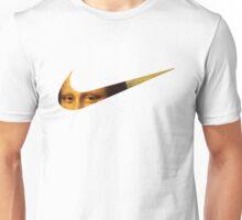 Nike Mona Lisa Swoosh Art Unisex T-Shirt