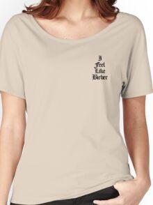 I FEEL LIKE BIEBER SHIRT Women's Relaxed Fit T-Shirt