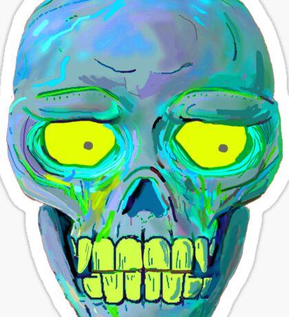 Curse Of The Undead (BORIS) Sticker