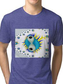 The Eyes of Mandelbrot Tri-blend T-Shirt