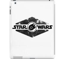 Star Wars Retro Logo 2 iPad Case/Skin