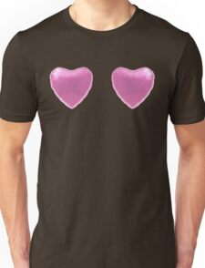 Pink Heart Balloon Unisex T-Shirt