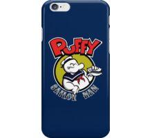 Puffy the Sailor Man iPhone Case/Skin