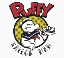 Puffy the Sailor Man Kids Clothes