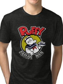 Puffy the Sailor Man Tri-blend T-Shirt