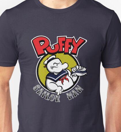 Puffy the Sailor Man Unisex T-Shirt
