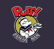 Puffy the Sailor Man Unisex T-Shirt