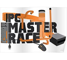 PC MASTER RACE - LOGO Poster