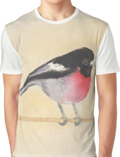 Scarlet Robin Graphic T-Shirt