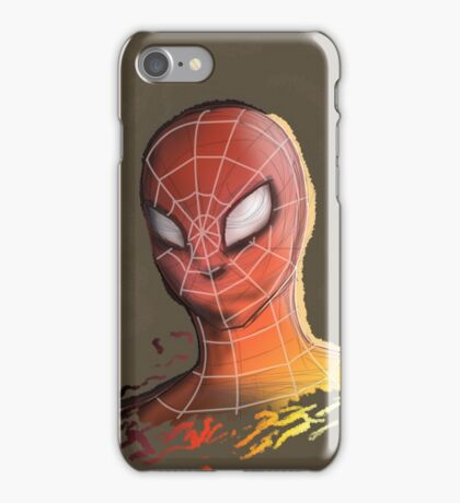 Spider Guy iPhone Case/Skin