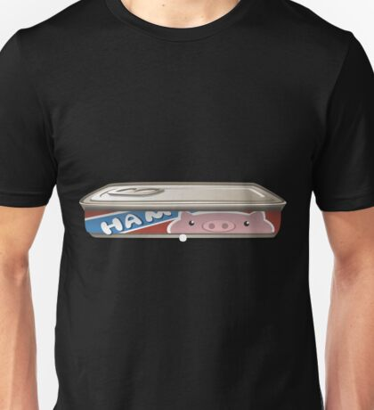 Glitch furniture counter canned ham counter Unisex T-Shirt