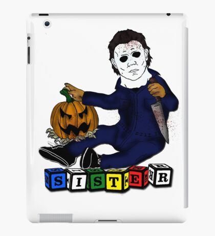 Baby Michael Myers iPad Case/Skin