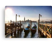 Iconic Venice Canvas Print