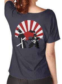 Samurai in the sun Women's Relaxed Fit T-Shirt
