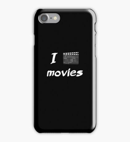 I (slate) movies iPhone Case/Skin