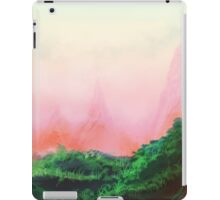 A Place of Silence iPad Case/Skin