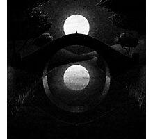 Drawlloween 2014: Eye Photographic Print