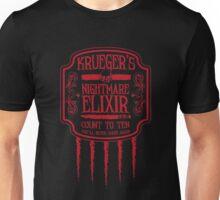 Krueger's Nightmare Elixir Unisex T-Shirt
