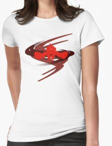 Vector Raph Womens Fitted T-Shirt