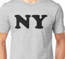 NY New York Unisex T-Shirt