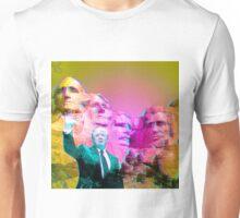 Trump Mount Rushmore Unisex T-Shirt