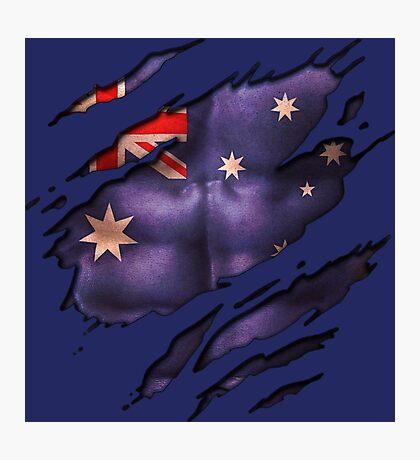 Australia Day | Show your Colours! Photographic Print