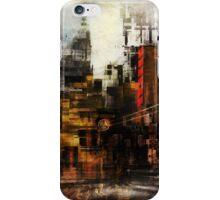 Ghost City V iPhone Case/Skin