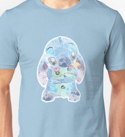 Watercolor Stitch Unisex T-Shirt
