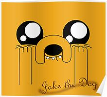 Jake the Adorable Poster