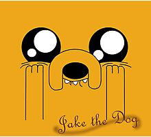Jake the Adorable Photographic Print