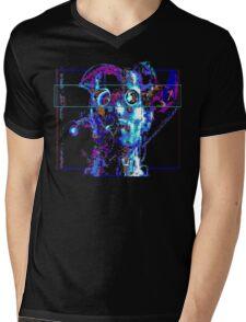 Neuromancer Mens V-Neck T-Shirt