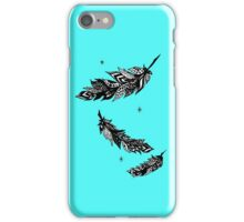 Starlight Feathers  iPhone Case/Skin