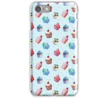 Sweet Cupcakes iPhone Case/Skin