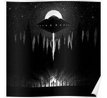 Drawlloween 2014: Alien Poster