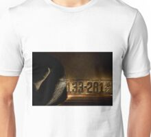 Old License Plate Unisex T-Shirt