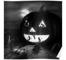 Drawlloween 2013: Pumpkin Poster
