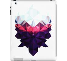 Crystal Golem Heart iPad Case/Skin