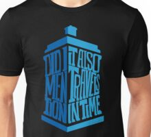 doctor who dr who Unisex T-Shirt